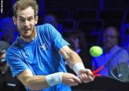 Andy Murray Jatuh Bangun Lewati Rintangan Pertama Di Metz