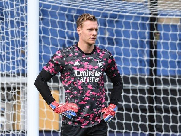 Posisi Bernd Leno di Arsenal mulai terancam