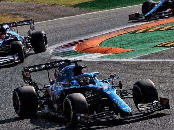 Alpine berharap supaya Alonso dan Ocon bisa bangkit di GP Rusia.