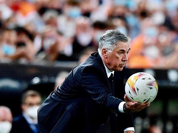Carlo Ancelotti fokus kepada masalahnya di Real Madrid.