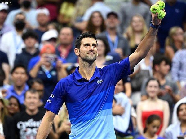 Novak Djokovic masuki pekan ke-700 sebagai petenis peringkat 10 besar