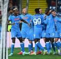 Pelatih Sampdoria Sebut Napoli Tidak Punya Kelemahan