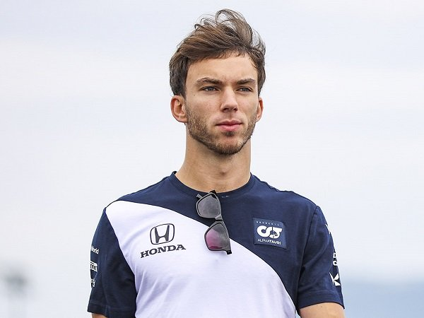 Red Bull Racing masih mungkin pakai jasa Pierre Gasly lagi di masa depan.
