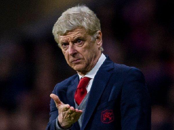 Arsene Wenger menghabiskan 22 tahun di Arsenal
