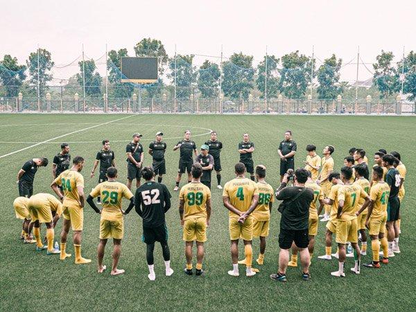 Skuat Persebaya Surabaya siap hadapi Bhayangkara FC