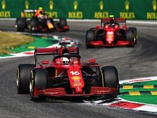 Pebalap Ferrari, Charles Leclerc. (Images: Getty)