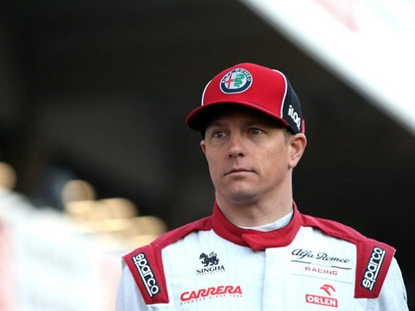 Pebalap Alfa Romeo, Kimi Raikkonen. (Images: Getty)