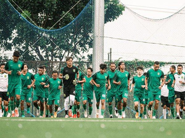 Persiapan Persebaya Surabaya tidak maksimal jelang pekan keempat