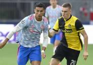 Untuk Gabung MU, Cristiano Ronaldo Langgar Kesepakatan Dengan Juventus