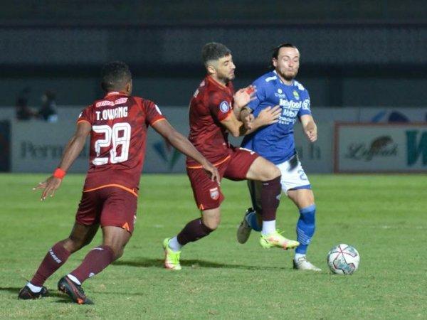 Borneo FC syukuri satu poin atas Persib Bandung