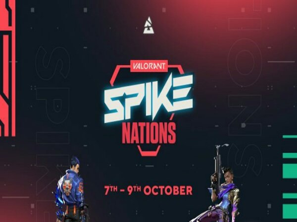 Edisi Kedua Turnamen Amal VALORANT Spike Nations Digelar Oktober 2021