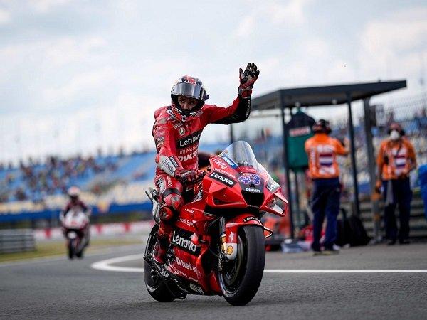 Jack Miller akui Ducati bakal bawa perangkat baru di GP AS.