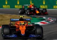 Lando Norris Ingin Pertahankan Posisi McLaren di Klasemen Konstruktor