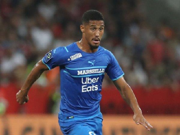 William Saliba tampil mengesankan untuk Marseille