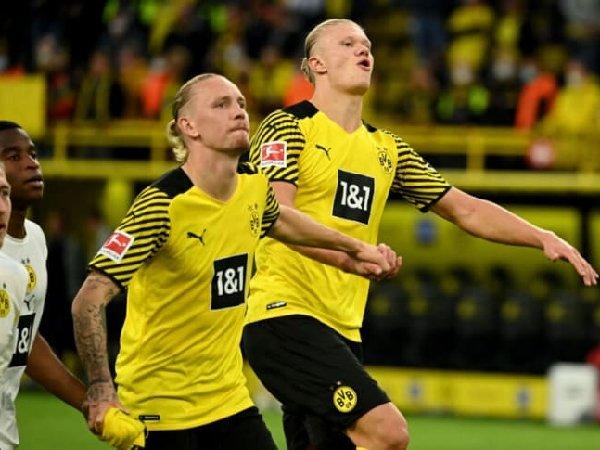 Marius Wolf mengaku tak pernah berpikir untuk tinggalkan Borussia Dortmund