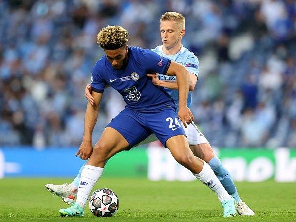 Chelsea jamu Manchester City dalam laga lanjutan Premier League.