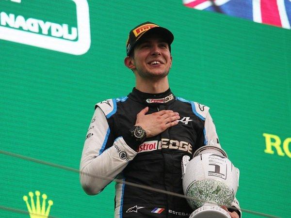 Esteban Ocon ingin ulangi kesuksesan musim lalu di GP Rusia.