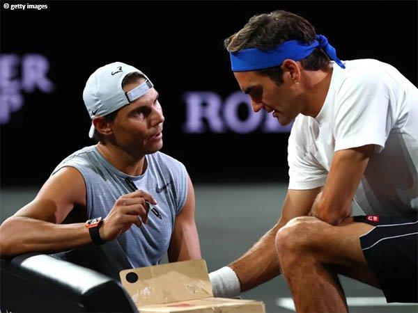 Lakoni nomor ganda bersama Rafael Nadal di Laver Cup, ini opini Roger Federer
