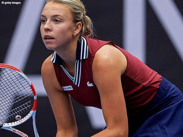 Anett Kontaveit permalukan Belinda Bencic di Ostrava Open 2021