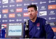 Cari Kemenangan, Simeone Klaim Atletico Madrid Pantang Remehkan Alaves