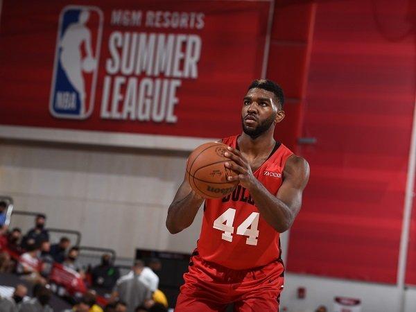 Chicago Bulls harus sabar menanti Patrick Williams yang menepi karena cedera engkel.