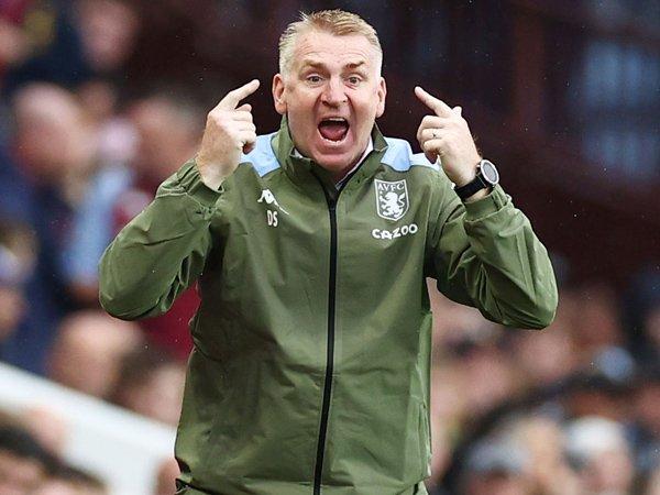 Manajer Aston Villa, Dean Smith.