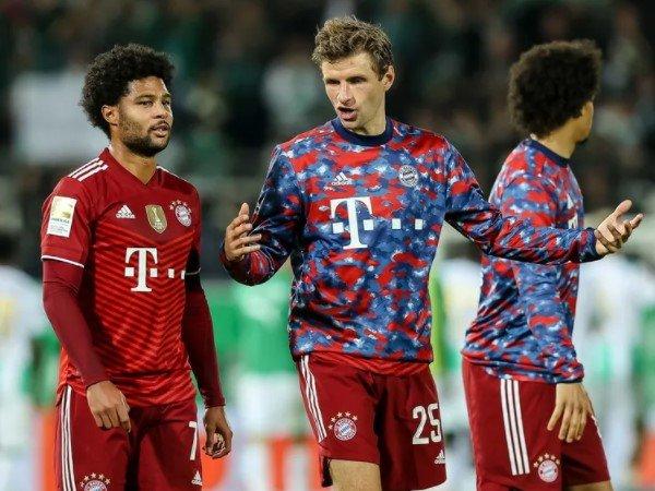 Thomas Muller Kesal dengan Bayern Munich