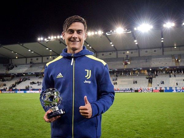 Juventus dan Paulo Dybala bersua lagi sebelum laga kontra Sampdoria.