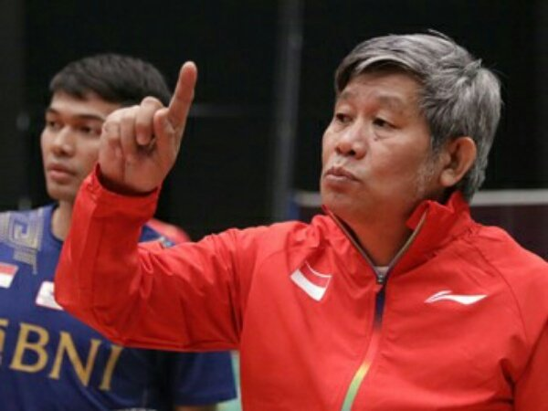 Latihan Hari Kedua Tim Indonesia Untuk Menjaga Kondisi Para Pemain