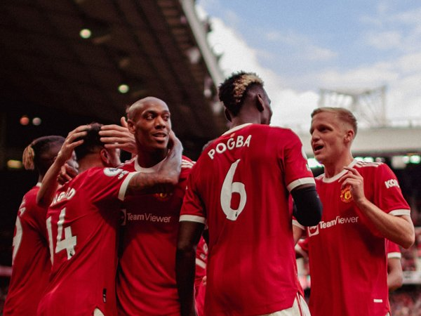 Pemain Manchester United.