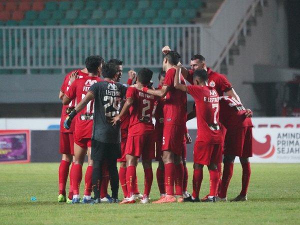 Alessio sukses bawa Persija Jakarta sukses memetik kemenangan perdana di Liga 1