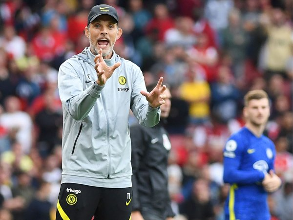 Pelatih Chelsea, Thomas Tuchel.