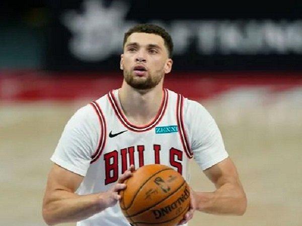 Point Guard Chicago Bulls, Zach Lavine.