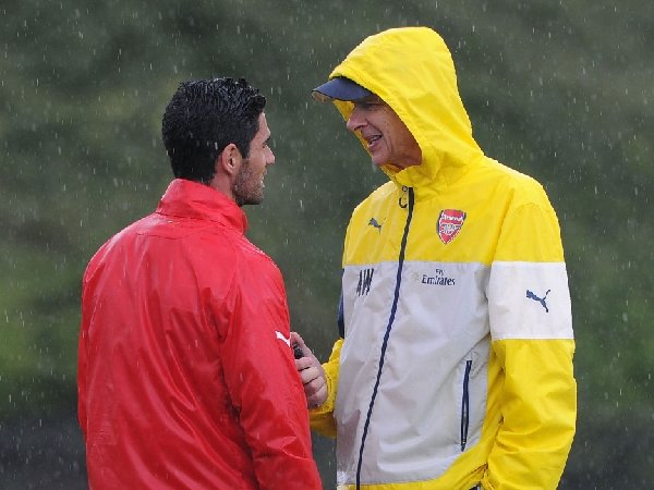 Mikel Arteta memuji warisan Arsene Wenger di Arsenal