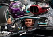 Dianggap Bikin Kesalahan Gara-Gara Tertekan, Lewis Hamilton Beri Bantahan