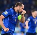 Giorgio Chiellini Bicara Soal Kemungkinan Bela Italia di Piala Dunia 2022