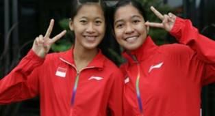 Putri dan Ester Kagumi Kekompakan Tim Piala Sudirman