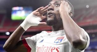 Karl Toko Ekambi Selamatkan Lyon dari Kekalahan