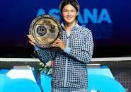 Soonwoo Kwon Angkat Trofi Untuk Kali Pertama Di Nur-Sultan
