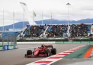 Tampil Solid di Kualifikasi, Carlos Sainz Akan Start Kedua di GP Rusia