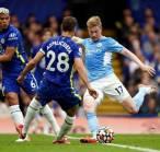 Cesar Azpilicueta: Peluang Gelar Belum Hilang Meski Chelsea Kalah dari City