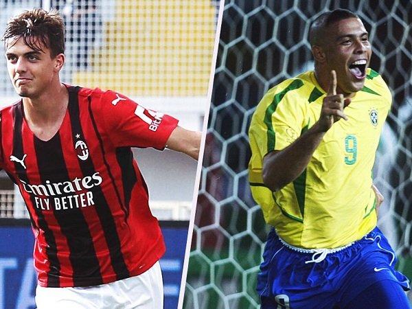 Daniele Maldini dan Ronaldo