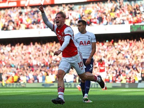 Arsenal keluar sebagai pemenang di Derbi London Utara