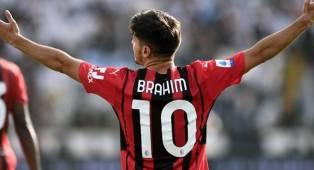 Jadi Pahlawan Milan Lawan Spezia, Brahim: Saya Bisa Cetak Lebih Banyak Gol