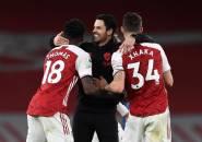 Kalahkan Tottenham, Mikel Arteta Puji Dua Gelandang Arsenal