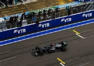 Lewis Hamilton Menangi GP Rusia, Mercedes Teruskan Dominasinya di Sochi