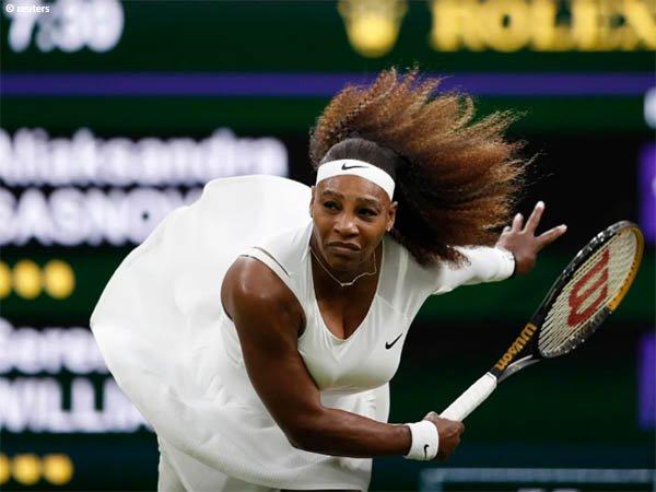 Serena Williams terinspirasi anak perempuannya untuk melakukan ini