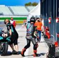 Andrea Dovizioso Lagi-Lagi Ragu Bisa Kompetitif di GP AS