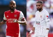 Arsenal Ingin Tukar Alexandre Lacazette dengan Youssef En-Nesyri?