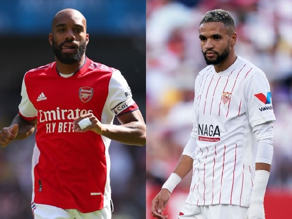 Arsenal ingin melepas Alexandre Lacazette untuk Youssef En-Nesyri